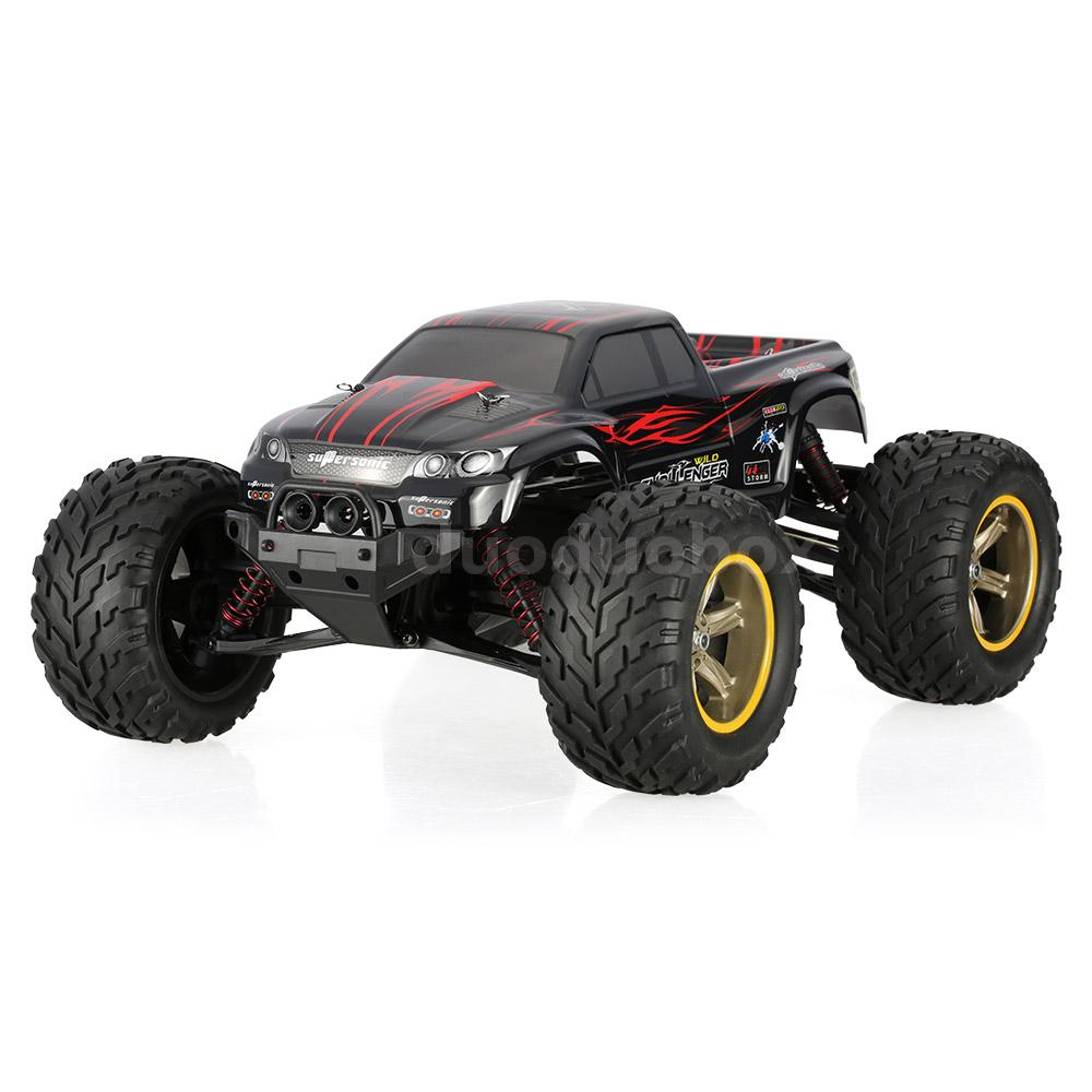 ... Foxx S911 Monster Truck 1/12 RWD Remote Control RC Car Red M9H5  eBay