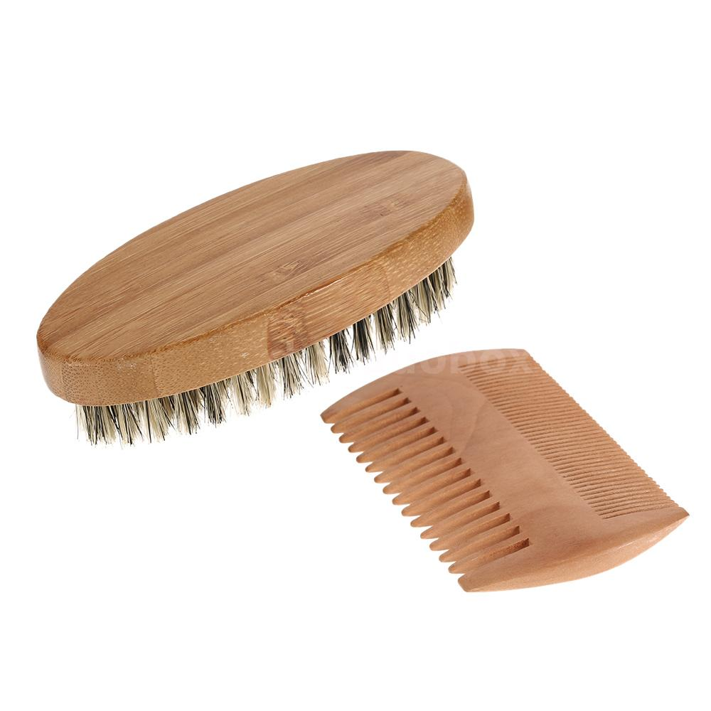 Mens hair brush set