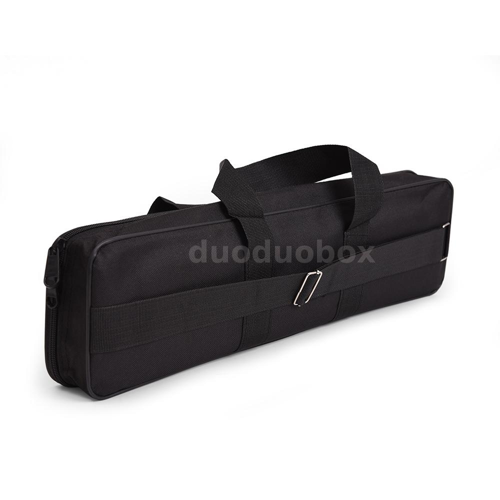600D Oxford Cloth Portable Fishing Bag Rod Reel Travel Case Carrier Luggage A2Z3